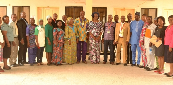 UNIOSUN HOLDS 2-DAY CAPACITY BUILDING WORKSHOP FOR MANAGEMENT STAFF
