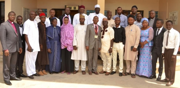 UNITED NATIONS GROUP MEETS IN UNIOSUN, ENGAGES RELIGIOUS LEADERS ON WAR AGAINST CORRUPTION, POVERTY, OTHERS